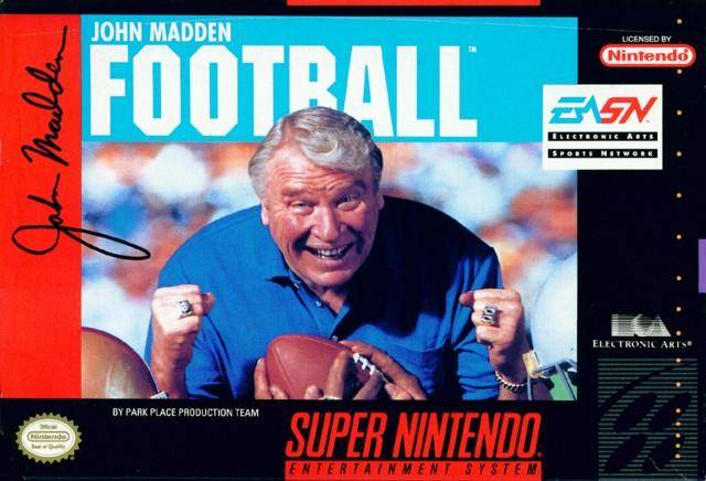 art of the pitch john madden style