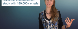 why not to use bullet points in your sales emails